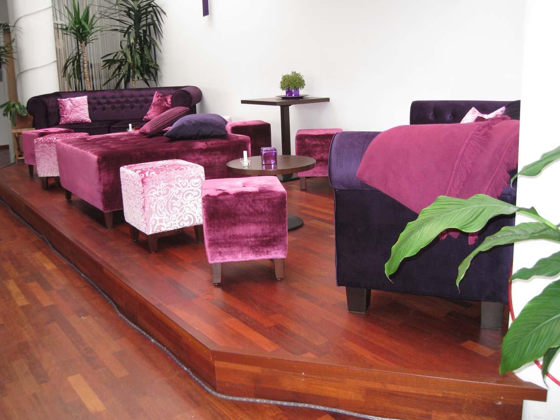 Die Lounge-Ecke